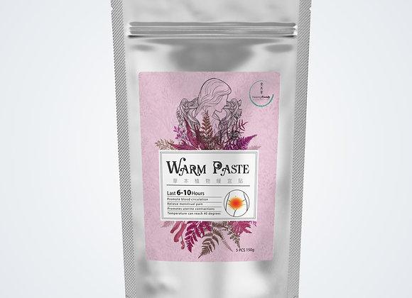 Healing Remedy Uterus Abdomen Warming Patch Self-Heating for Women