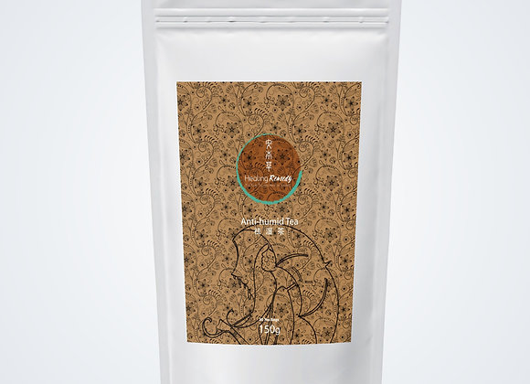 Healing Remedy, Qushi Herbal Tea, Caffeine-Free, 30 x 5g Tea Bags