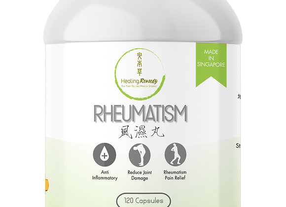 Rheumatism Pills Inflammation Support