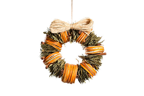 Orange Blossom Wreath (scented)