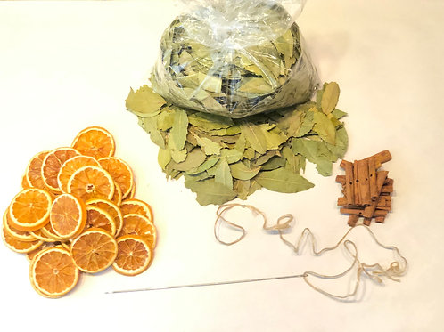 Orange Blossom Garland Kit
