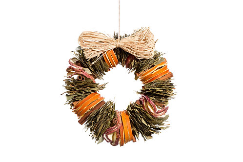 Santa Fe Wreath (unscented)