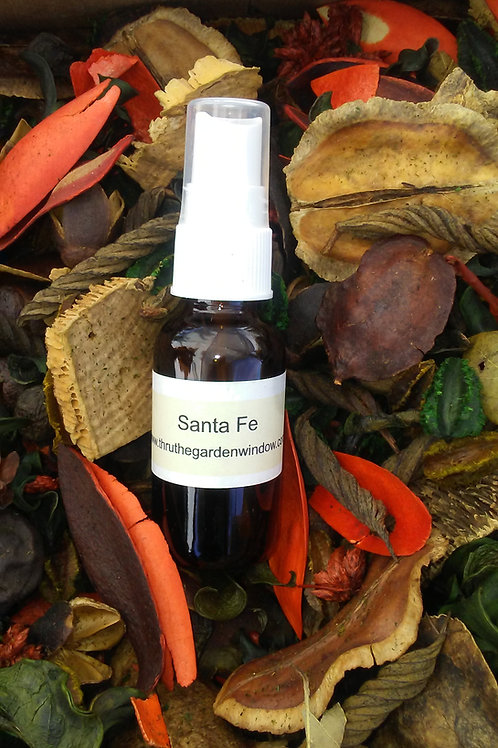Santa Fe Refresher Oil with Atomizer