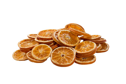 Orange Slices (dehydrated) (1/2 pound) (approx 30 slices) (non-food)