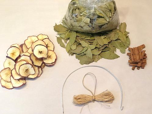 Applejack Wreath Kit