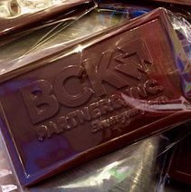 custom imprinted candy bars