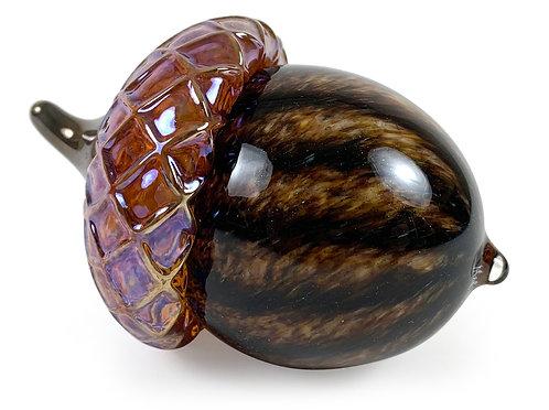 Dark Brown Acorn