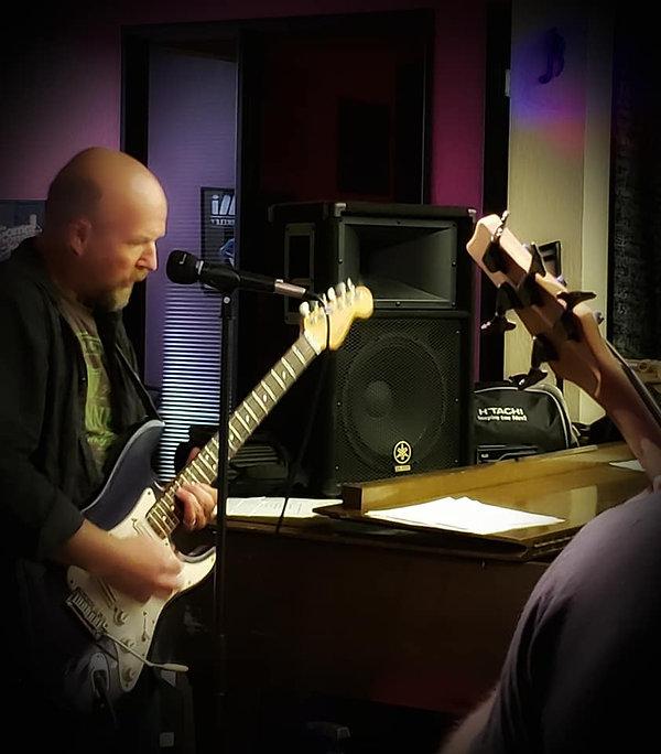Dave Stevenson - Guitar Instructor