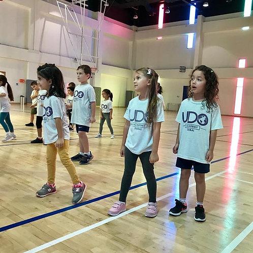 Mini Street Dance -WPS