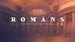 Romans The Power Of The Gospel-Subtitle.