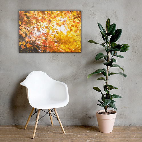 Nature Energy 06 - Canvas