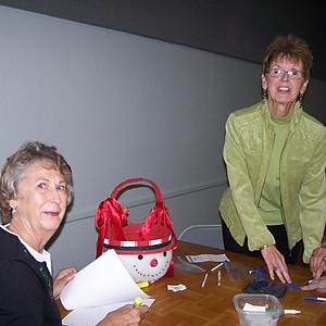 2011 Ladies Christmas Luncheon