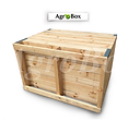 деревянные контейнеры