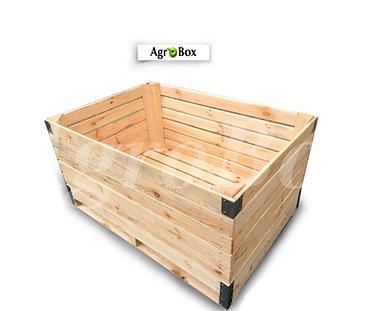деревянный контейнер краснодар