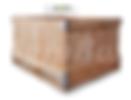 купить деревянный контейнер