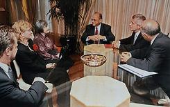 20 Premier Marek Belka z oficjalną wizy