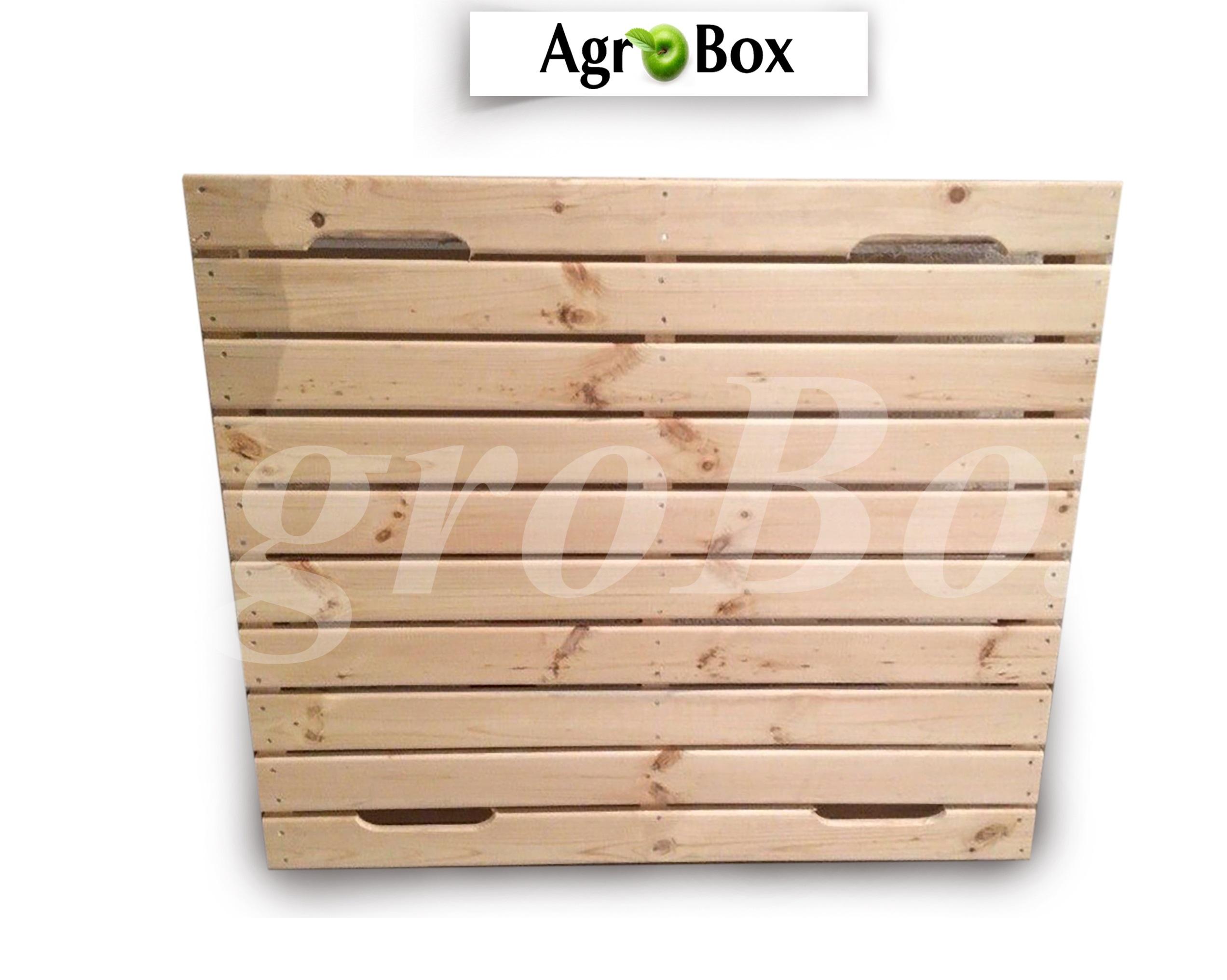 деревянный контейнер для фруктов и овощей