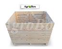 разборной деревянный контейнер