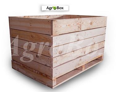деревянные контейнера