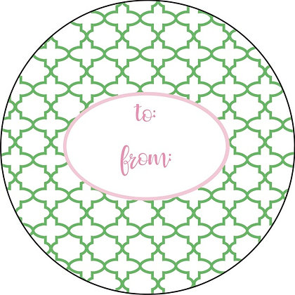 pattern2 green