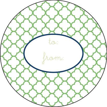 pattern green REV