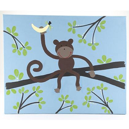 monkey 16x20