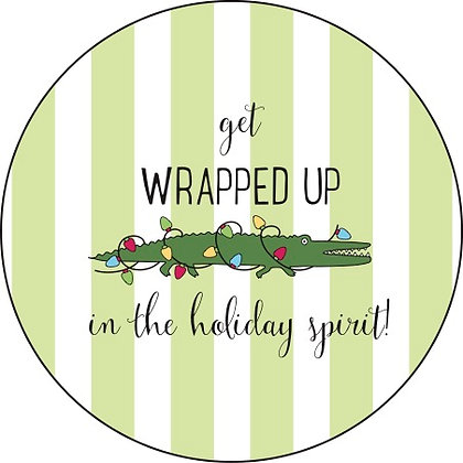 get wrapped
