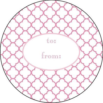 pattern pink REV