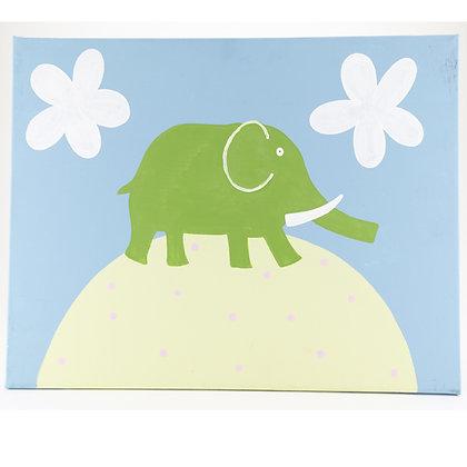 elephant 16x20