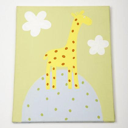 giraffe 16x20