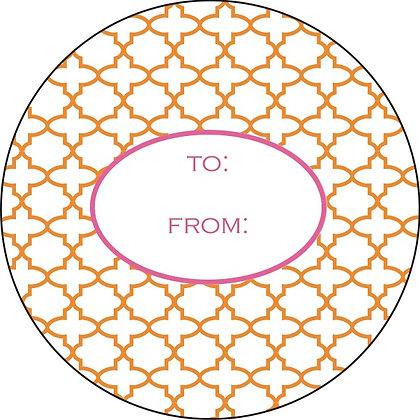 pattern2 orange