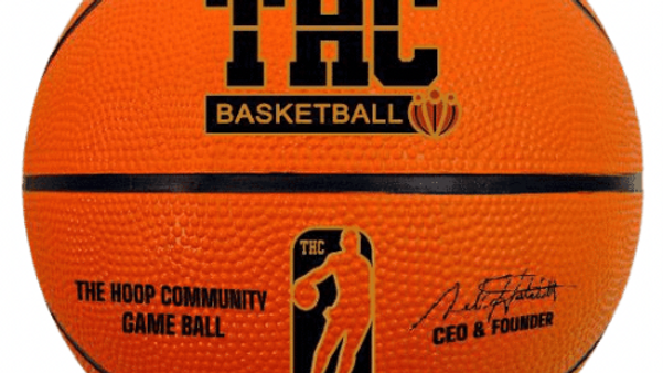 THC OFFICIAL GAME BALL