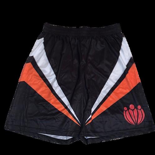 THC Black Community Shorts