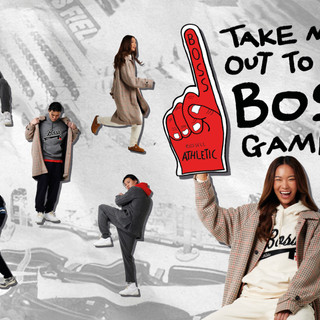 BOSS and Russell Athletic take us out to the ball game with the launch of their second collection