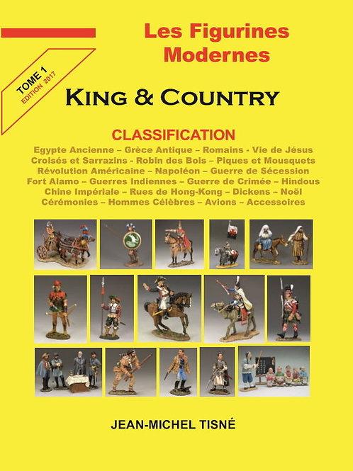 """Les figurines Modernes King & Country"" - tome 1 - ""Les Thèmes divers"""