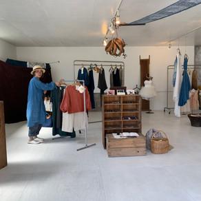 旅する洋品店① 「交衣室 mege」