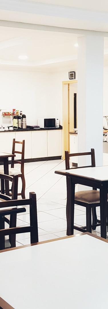 Sala de Café e Jantar