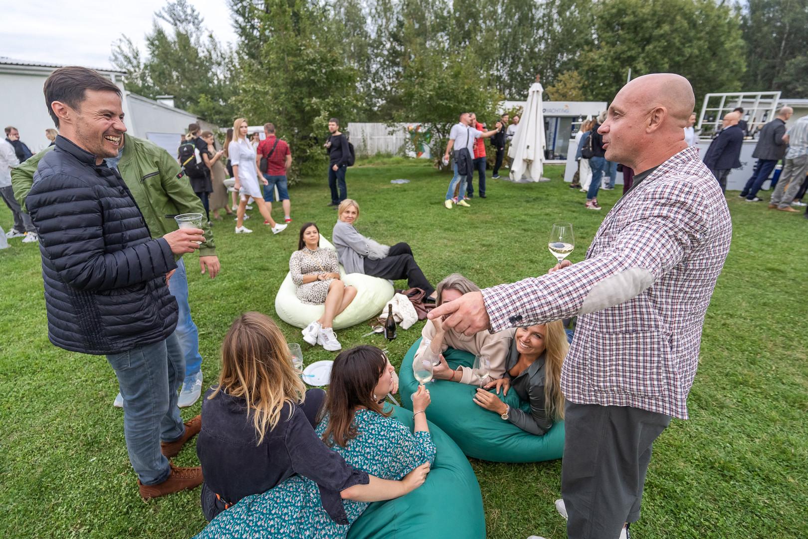 WINE PICNIC 2020 | Винный пикник от Российской ассоциации сомелье