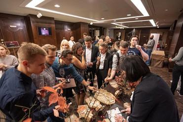 Салон Вин на MMXXМосковский Кубок Сомелье