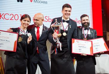 Российский конкурс сомелье XIX
