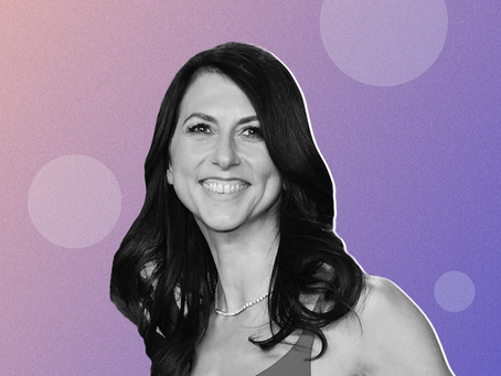 Mackenzie Scott Is Giving Away Her Fortune Faster than Anyone Else