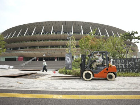 Tokyo Olympics are a logistical nightmare
