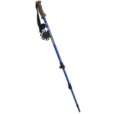 WALKING STICK Telescopic with Click Cork Handle