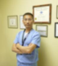Daniel Yu-I Lee Acupuncturist