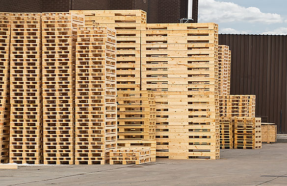 Lumber for Pallet and Crate Materials