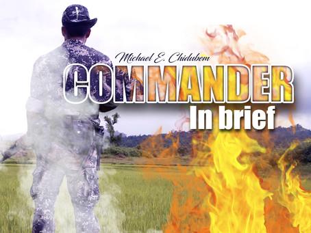 Commander-in-Brief?