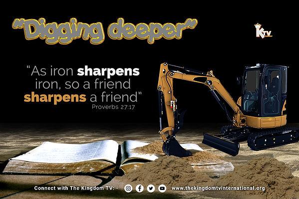 The Kingdom TV | Digging Deeper