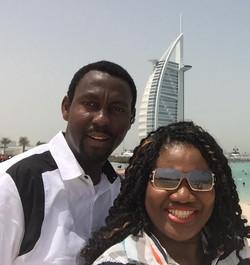 Seyi and Gbemi