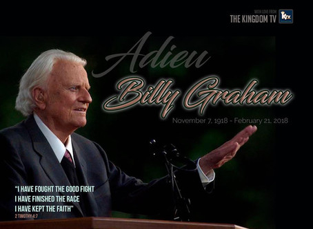 WHAT A LIFE? BILLY GRAHAM!
