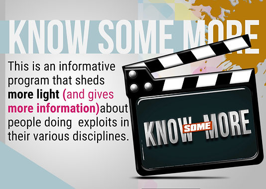 The Kingdom TV | Know Some More